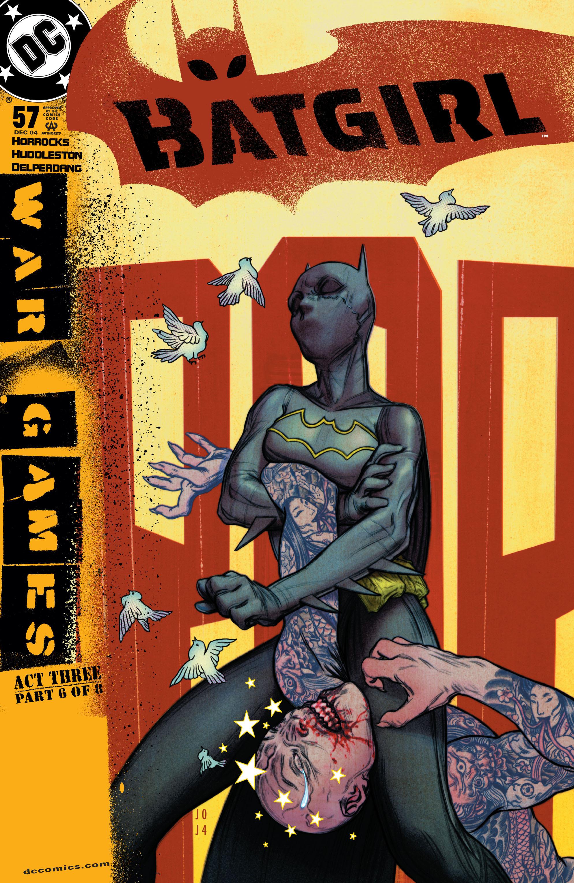 Read online Batman: War Games comic -  Issue #6 - 1