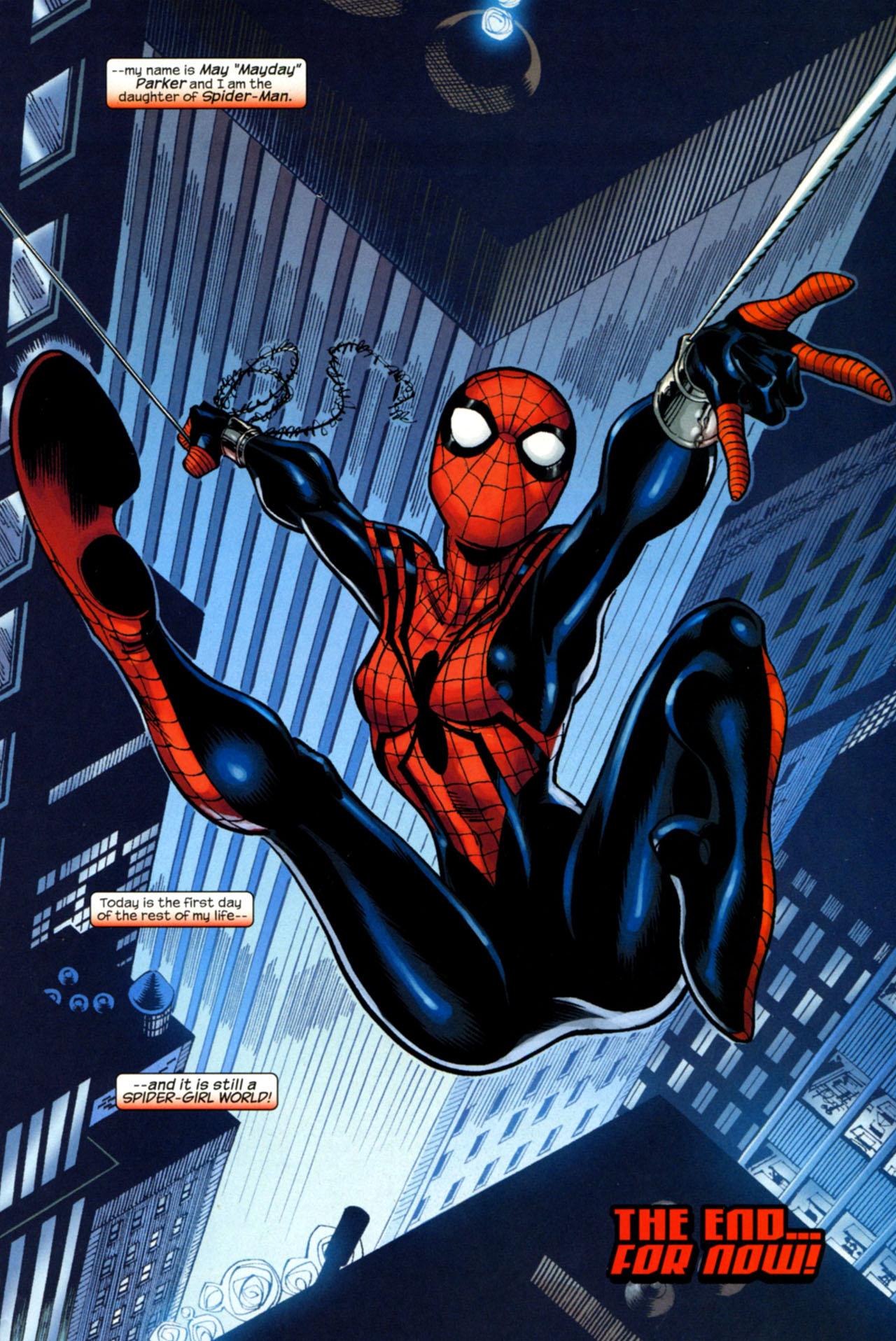Amazing Spider-Girl #30 #31 - English 32