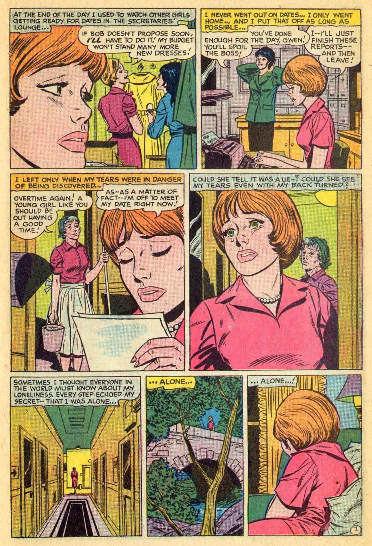 Read online Secret Hearts comic -  Issue #134 - 15