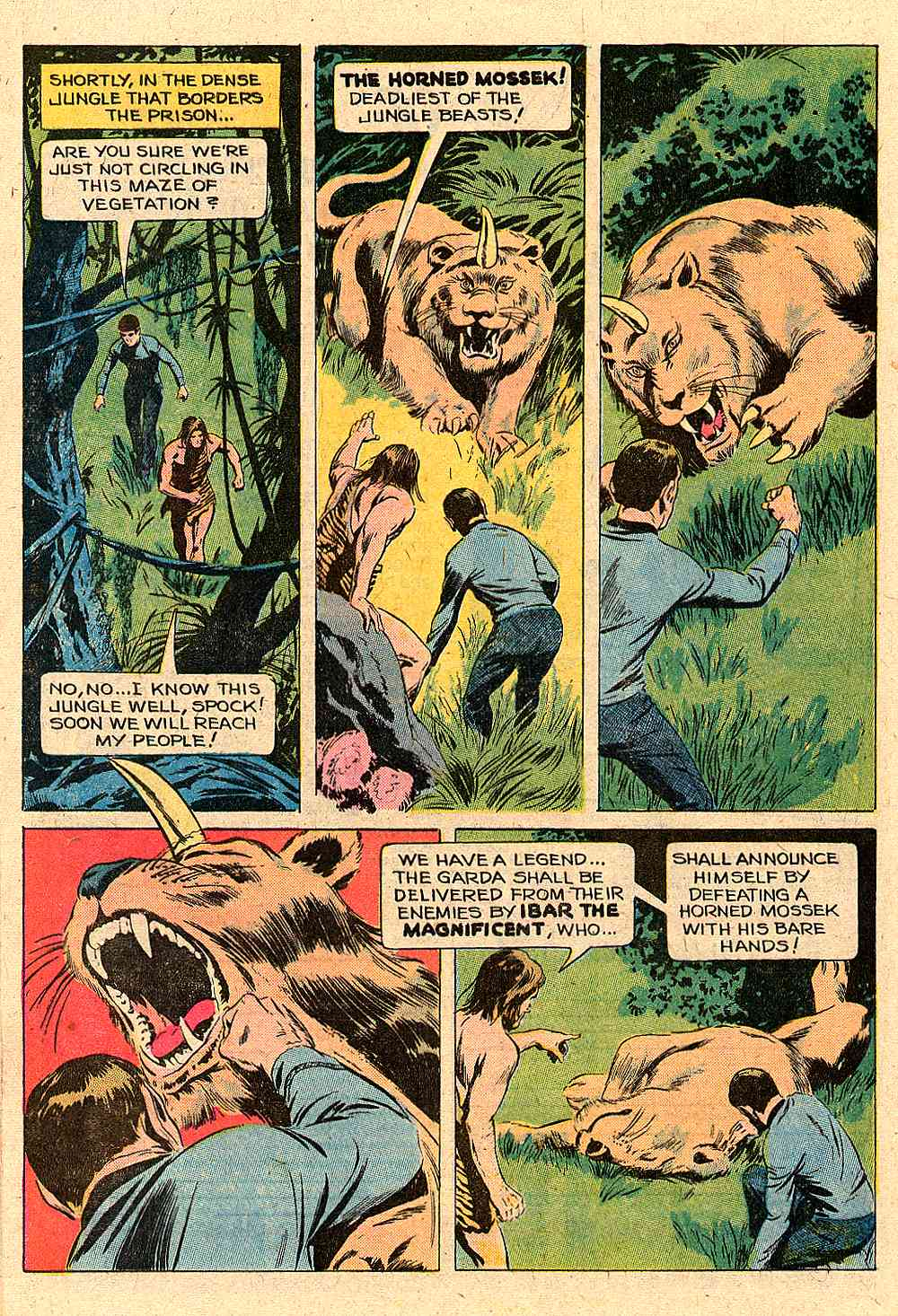 Star Trek (1967) #55 #55 - English 12