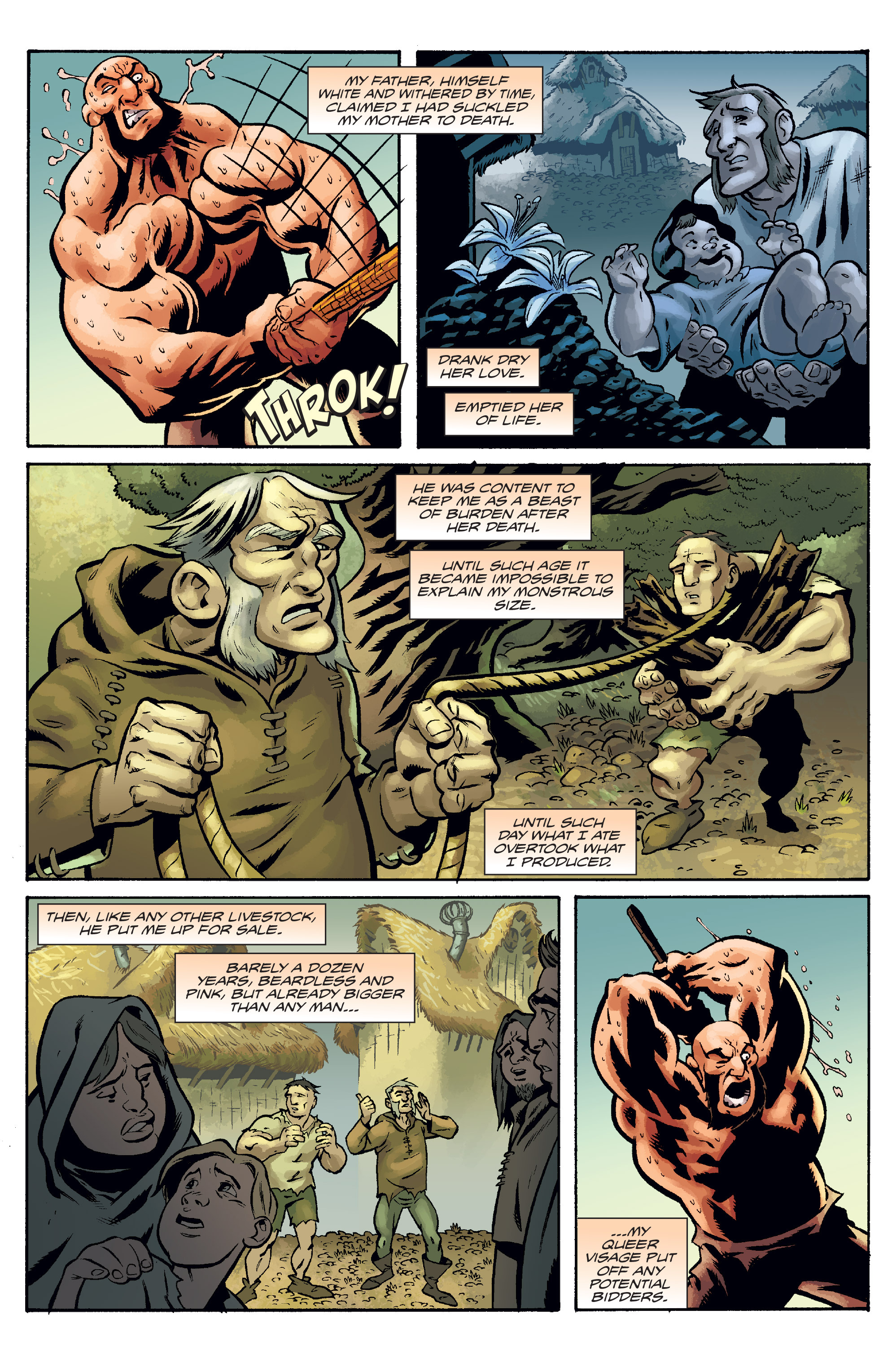 Read online The Anchor comic -  Issue # TPB 2 - 30