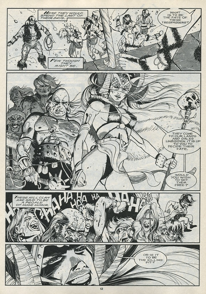 The Savage Sword Of Conan Issue #176 #177 - English 14