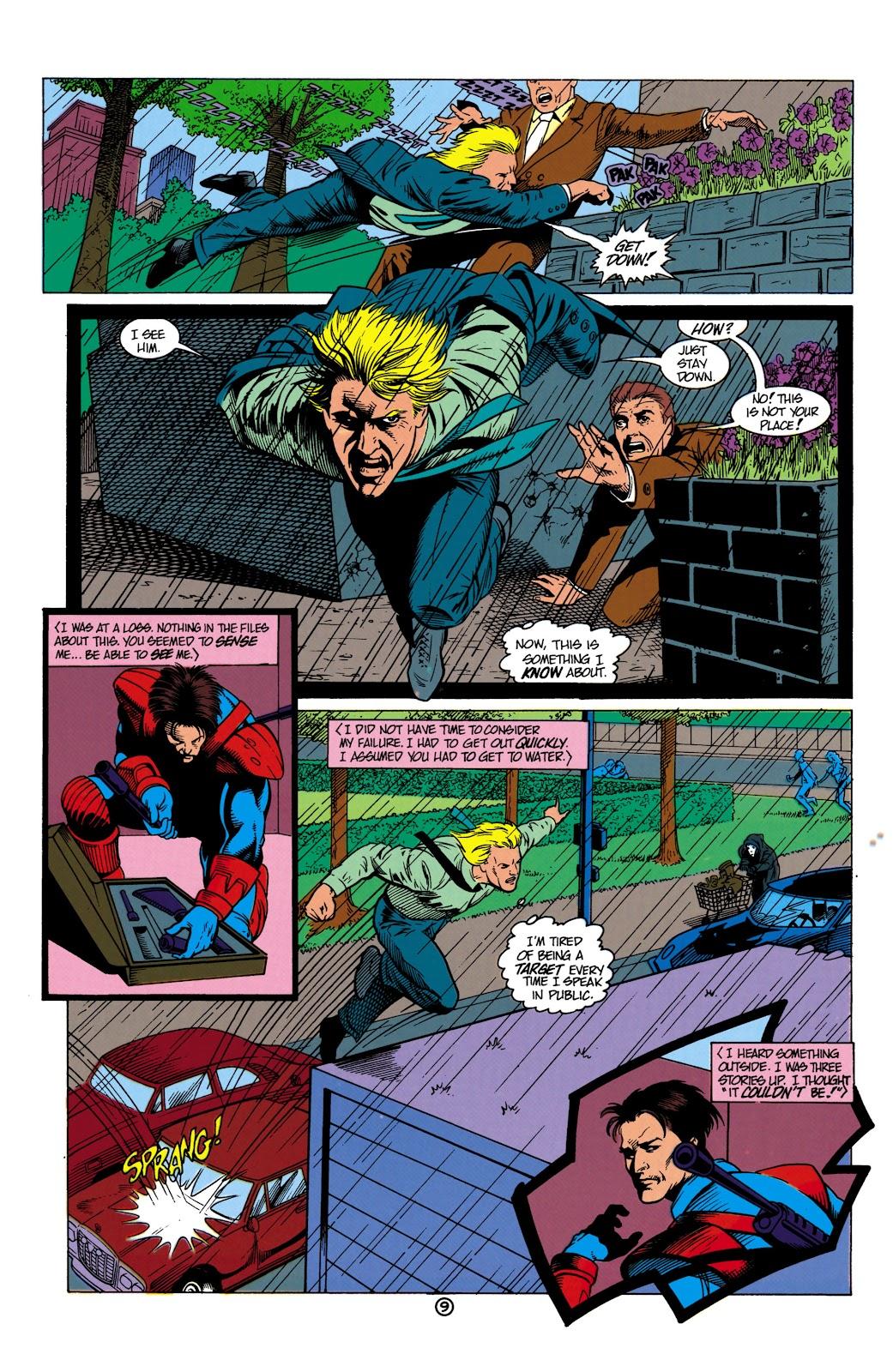 Aquaman (1991) Issue #8 #8 - English 10