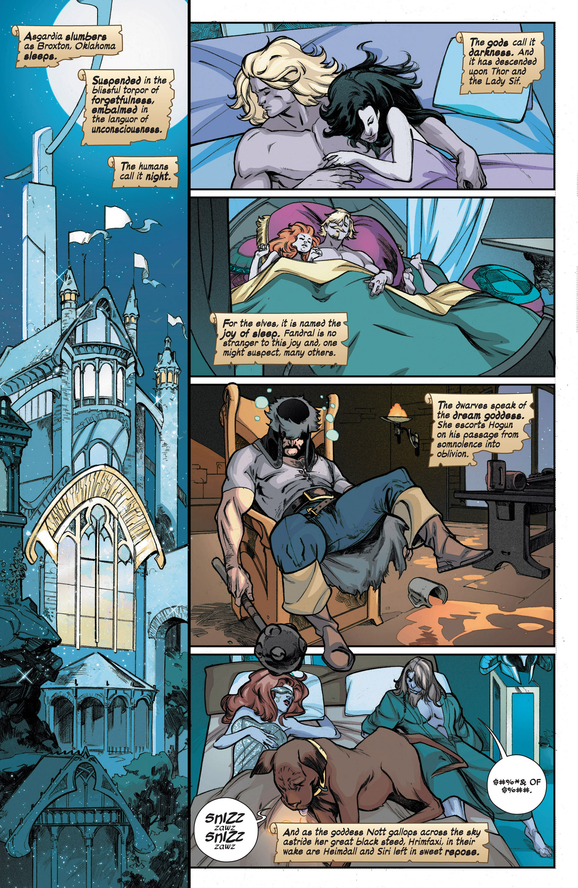 Read online Journey into Mystery (2011) comic -  Issue #651 - 3