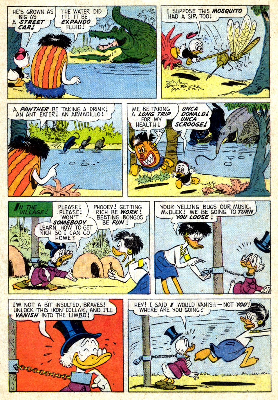 Uncle Scrooge (1953) Issue #39 #39 - English 17