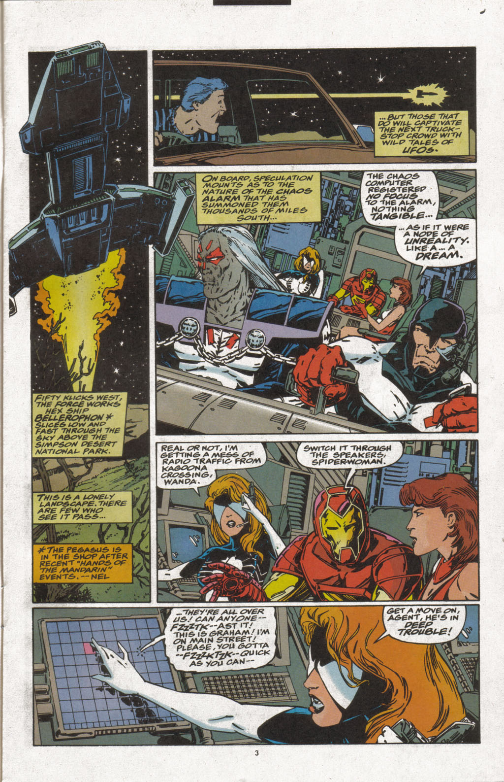 Force Works Issue #9 #9 - English 4