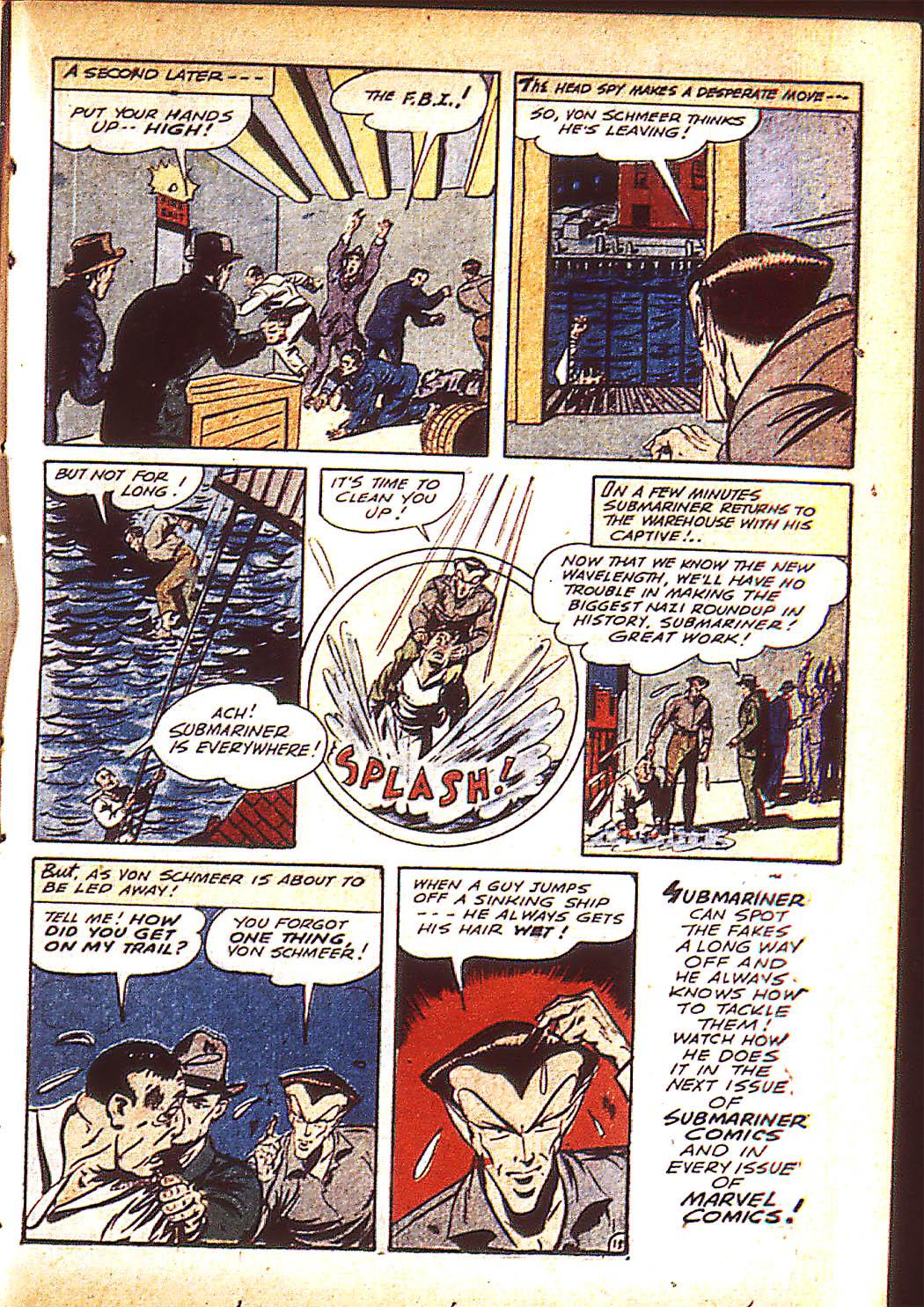 Sub-Mariner Comics Issue #10 #10 - English 42
