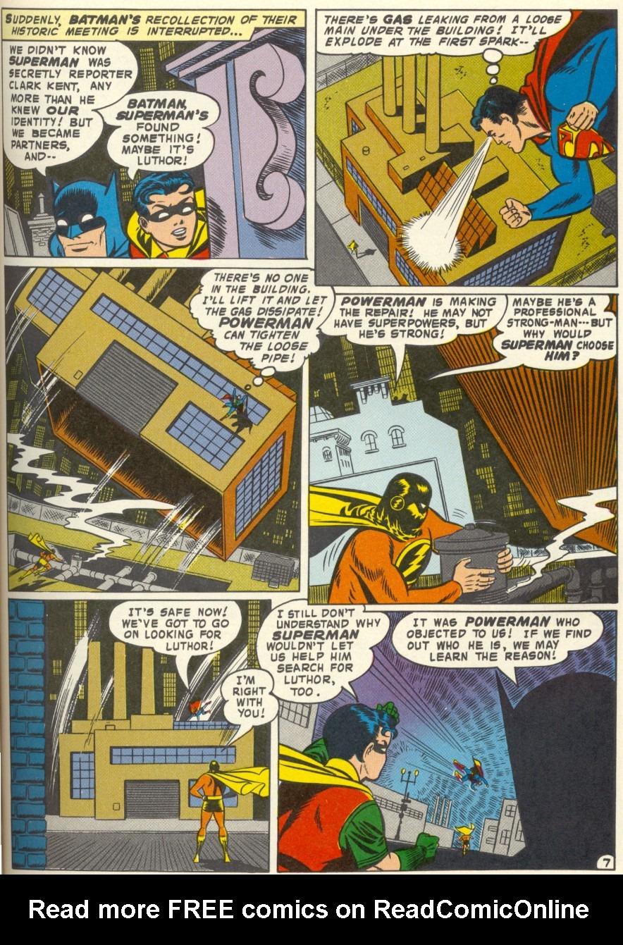 Read online Secret Origins (1961) comic -  Issue # Full - 9