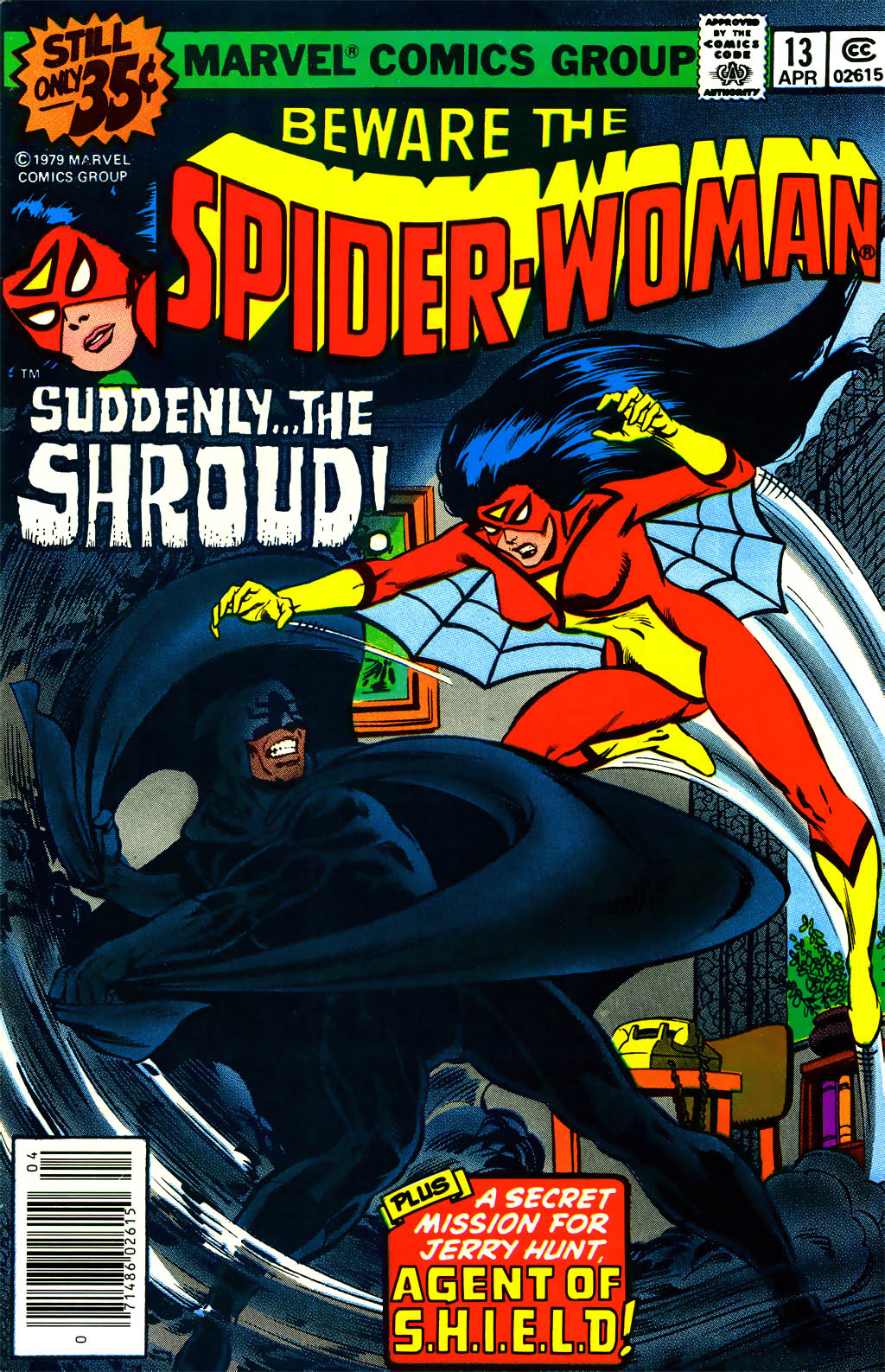 Spider-Woman (1978) Issue #13 #13 - English 1