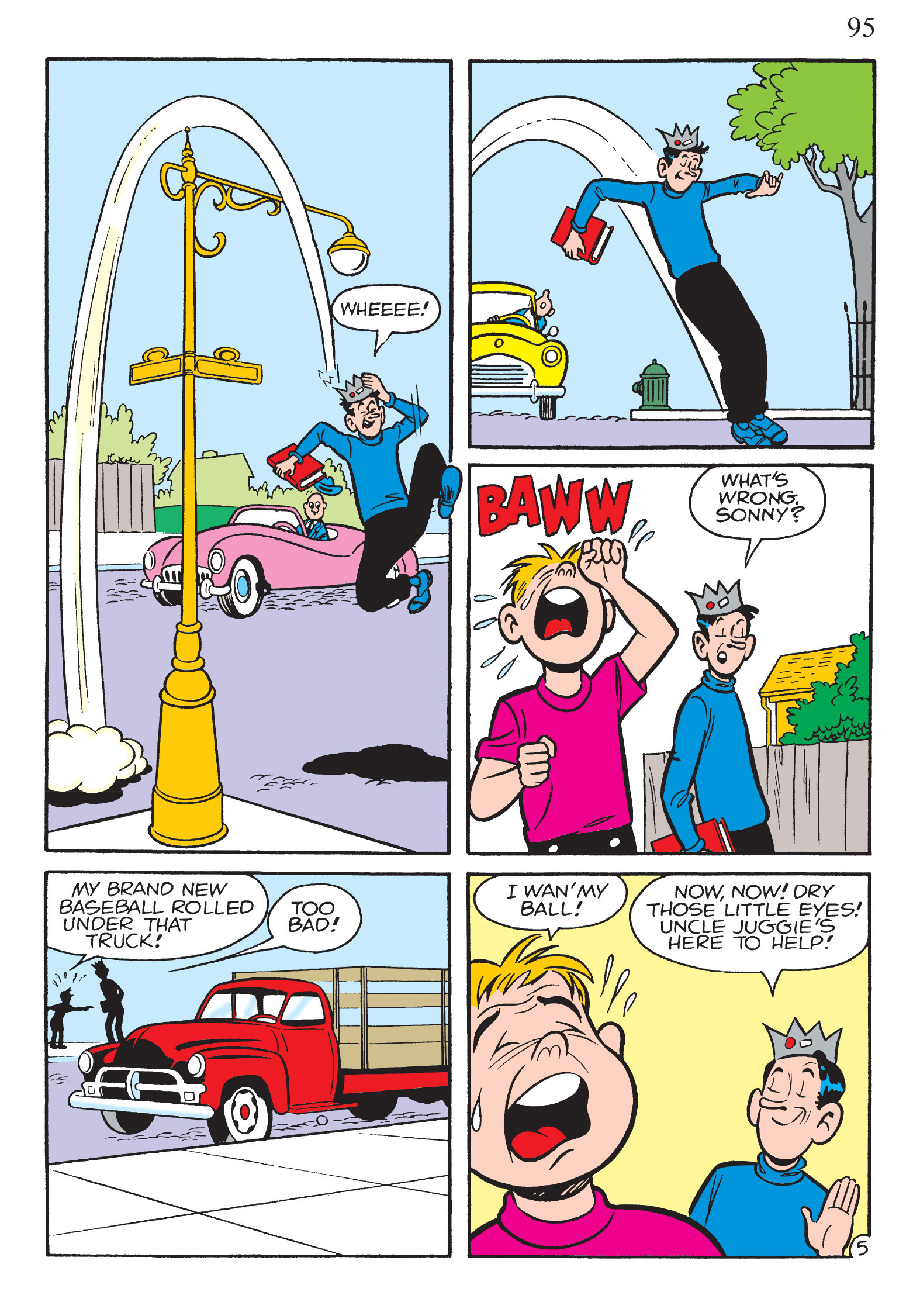 Read online The Best of Archie Comics comic -  Issue # TPB 2 (Part 1) - 97