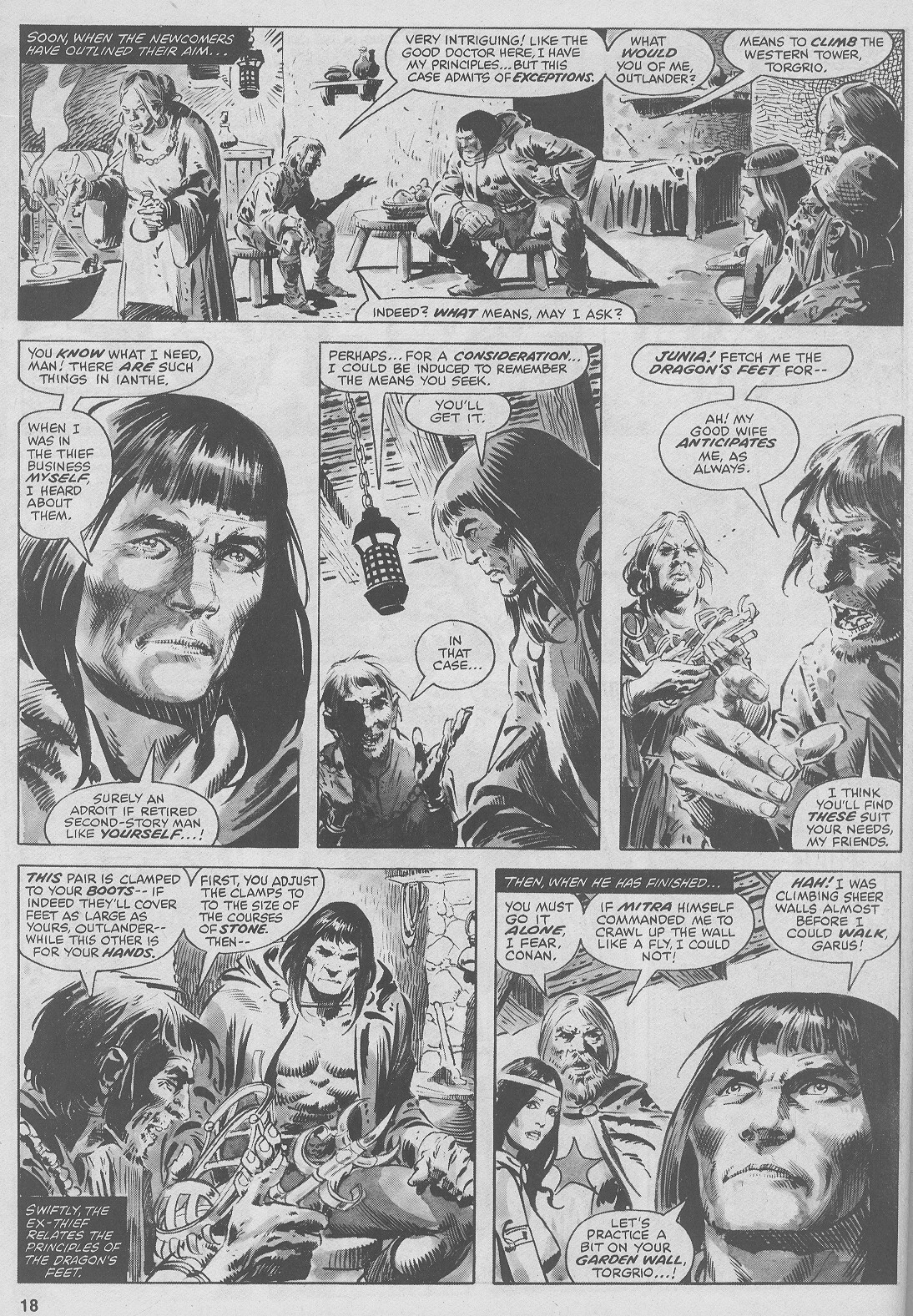 The Savage Sword Of Conan Issue #44 #45 - English 18