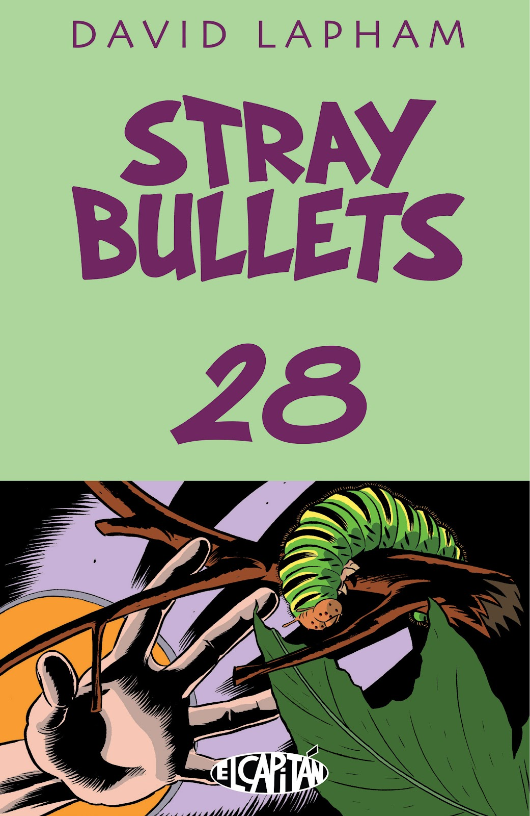 Stray Bullets Issue #28 #28 - English 1