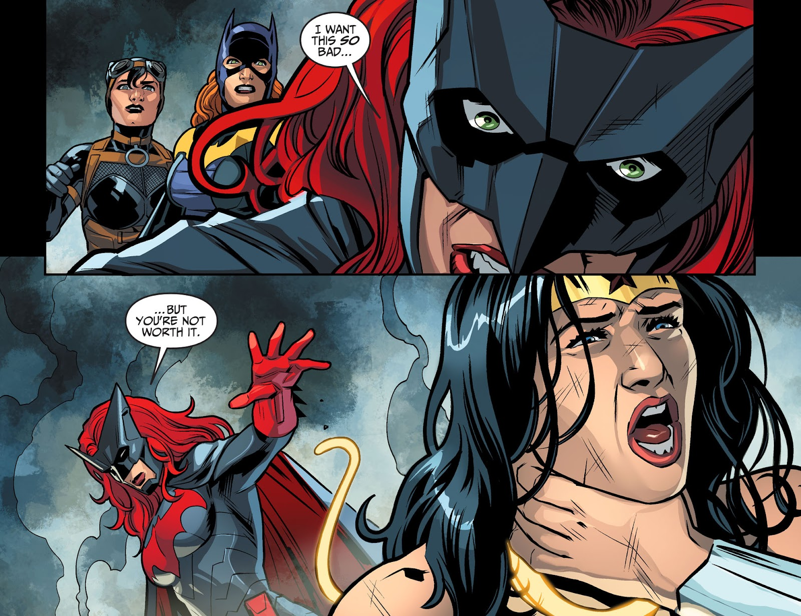 Injustice: Gods Among Us Year Four Issue #13 #14 - English 17
