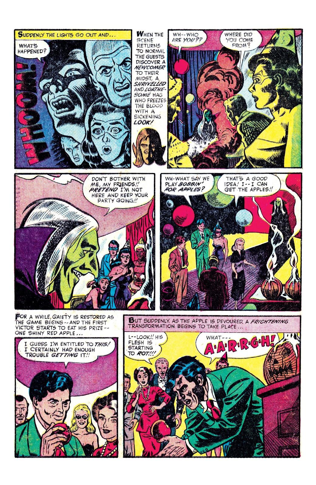 Haunted Horror Issue #19 #19 - English 4