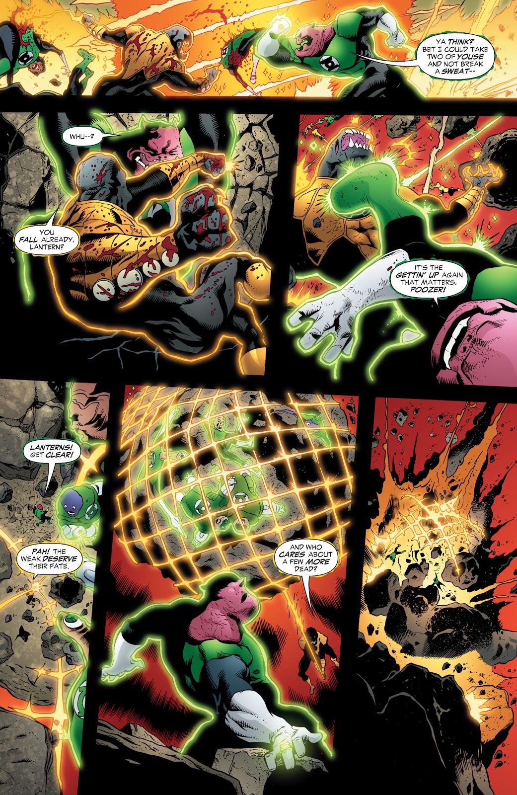 Green Lantern: The Sinestro Corps War Full #1 - English 128
