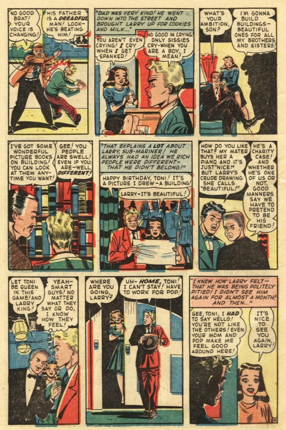 Sub-Mariner Comics #25 #25 - English 22