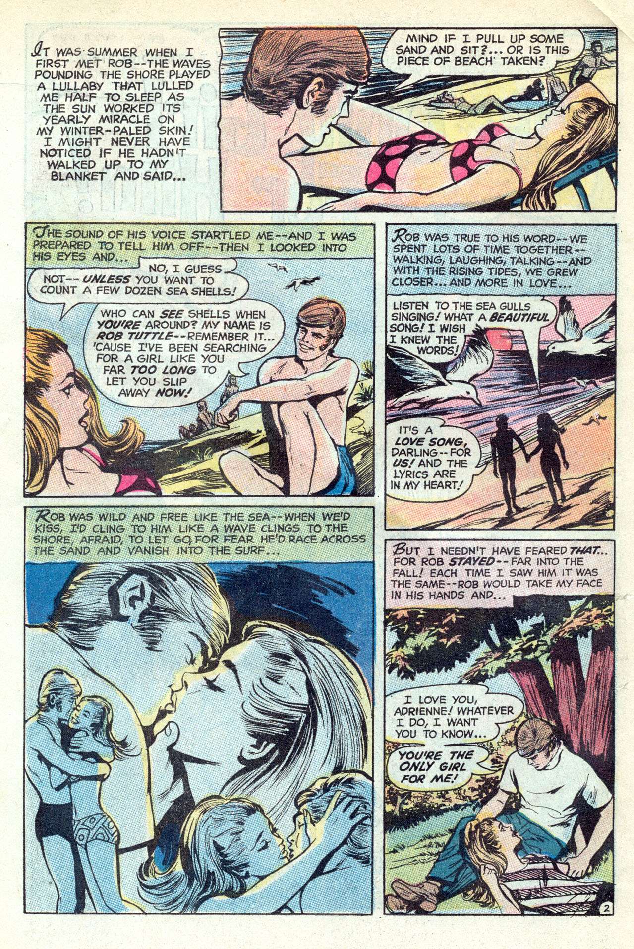 Read online Secret Hearts comic -  Issue #149 - 14