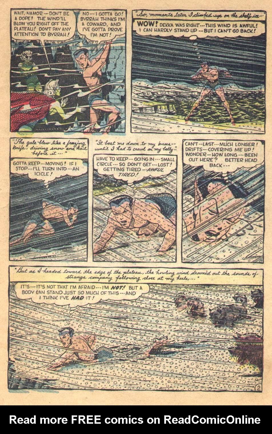 Sub-Mariner Comics #36 #36 - English 13