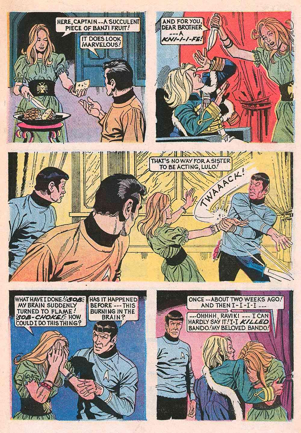 Star Trek (1967) Issue #20 #20 - English 12