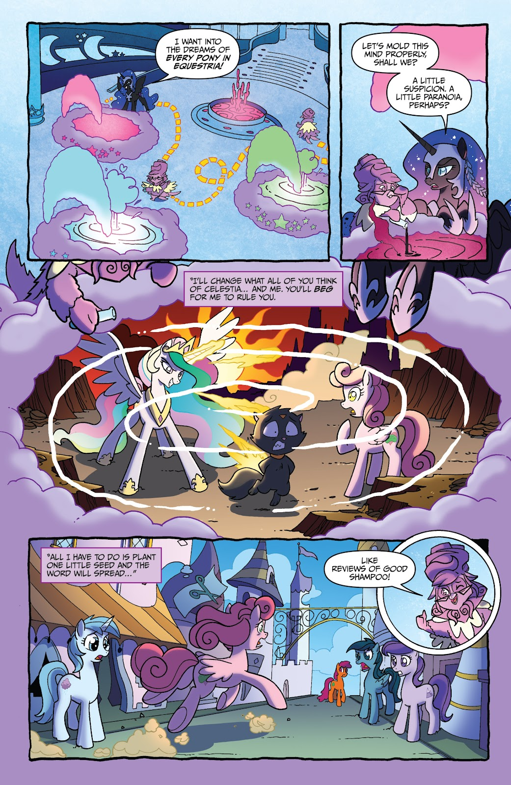 My Little Pony: Fiendship is Magic Issue #4 #4 - English 13