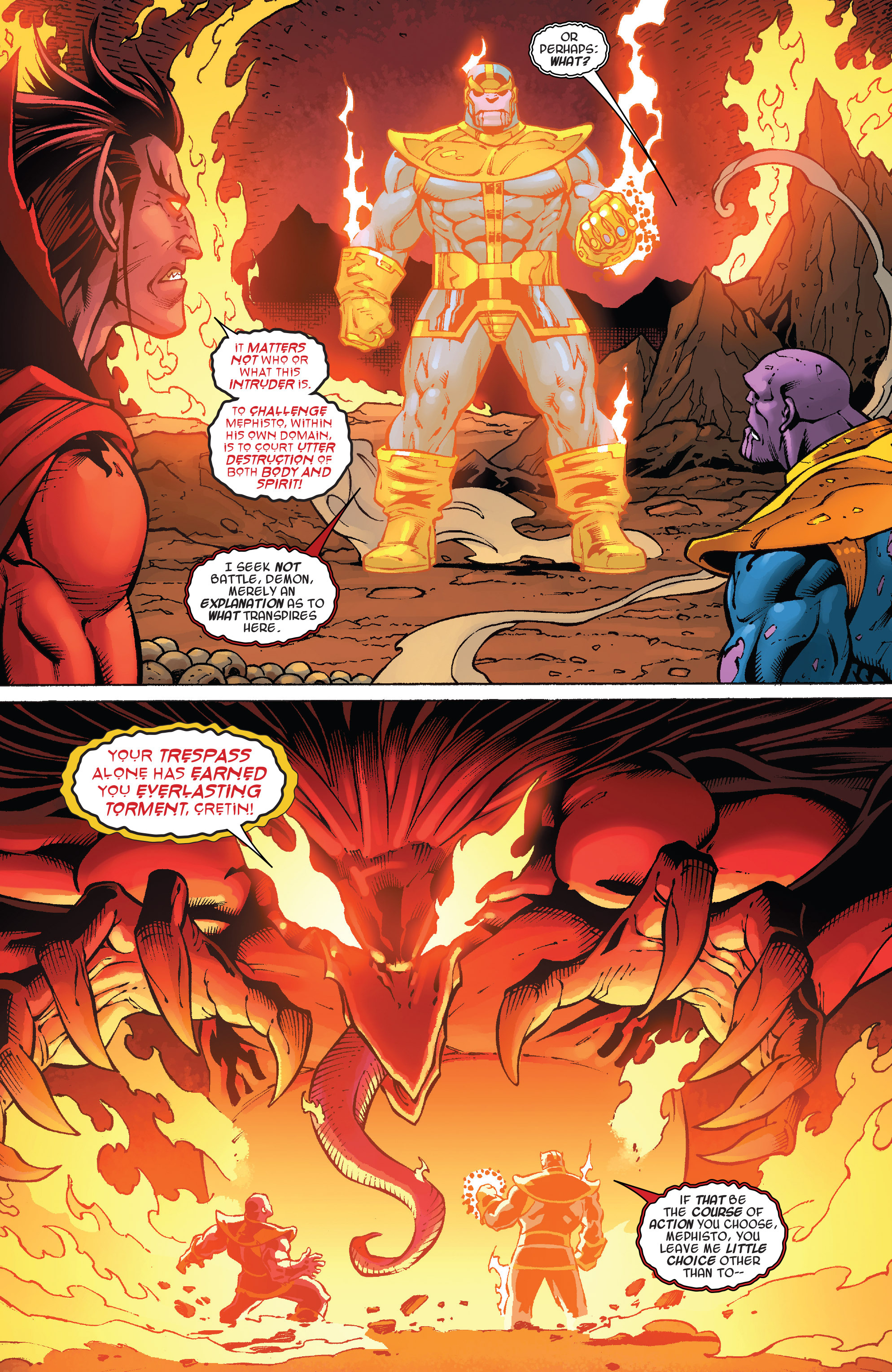 Read online Thanos Annual comic -  Issue # Annual - 12
