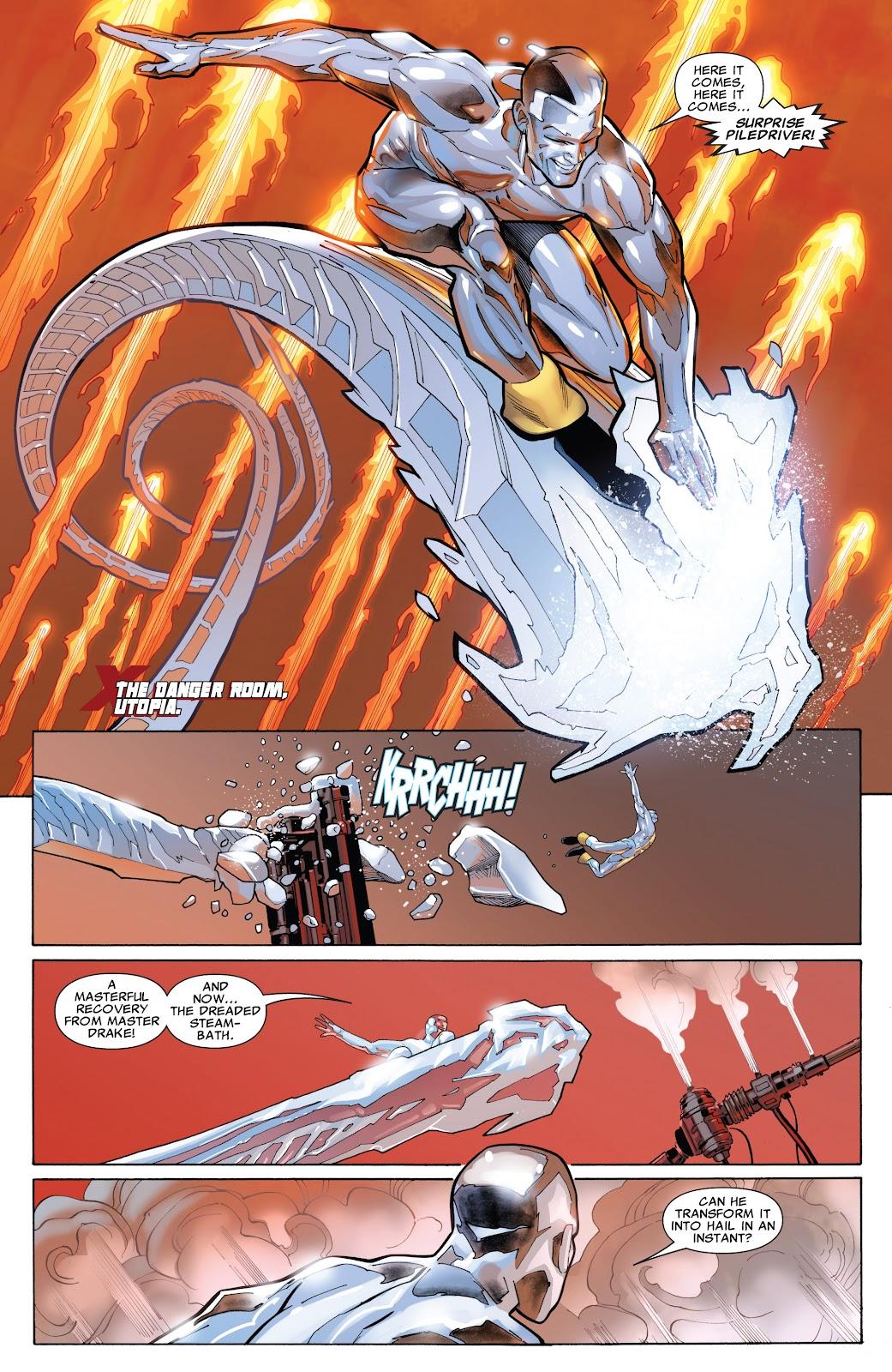 Uncanny X-Men (1963) Issue #544 #572 - English 6