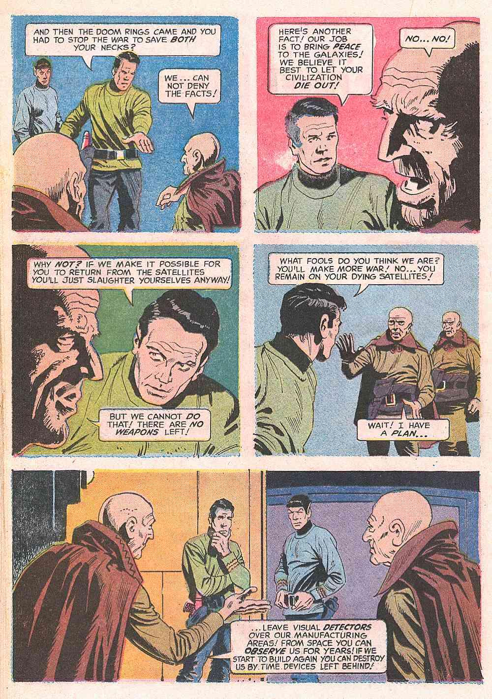 Star Trek (1967) Issue #5 #5 - English 17