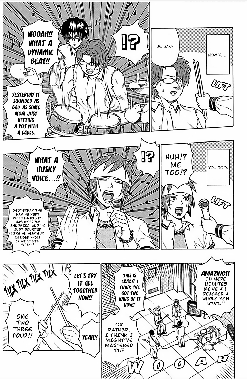 Saiki Kusuo no Psi Nan 70 : Sing! Reita RePSItal!