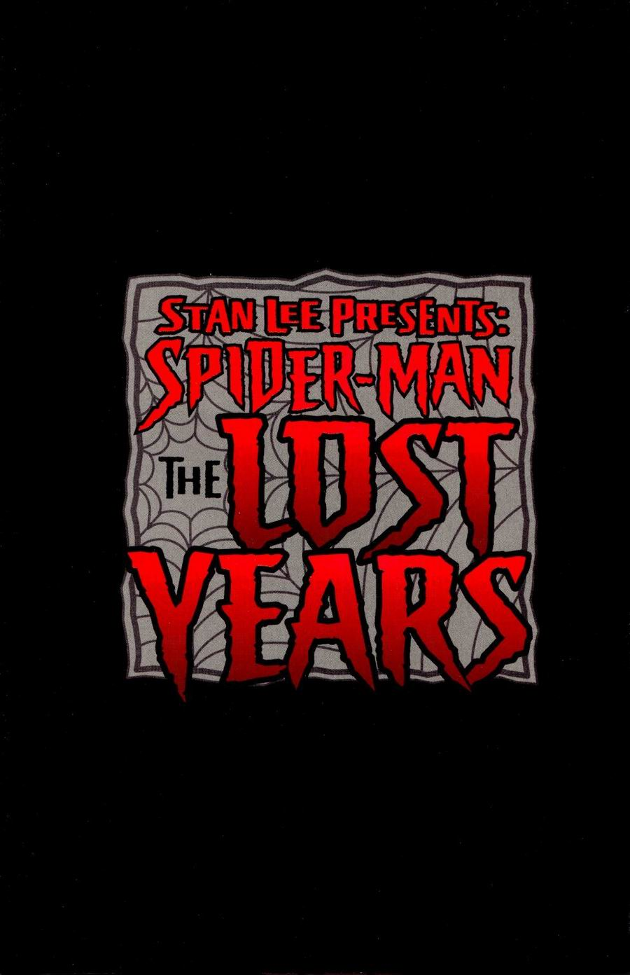 Read online Spider-Man: The Lost Years comic -  Issue #2 - 2