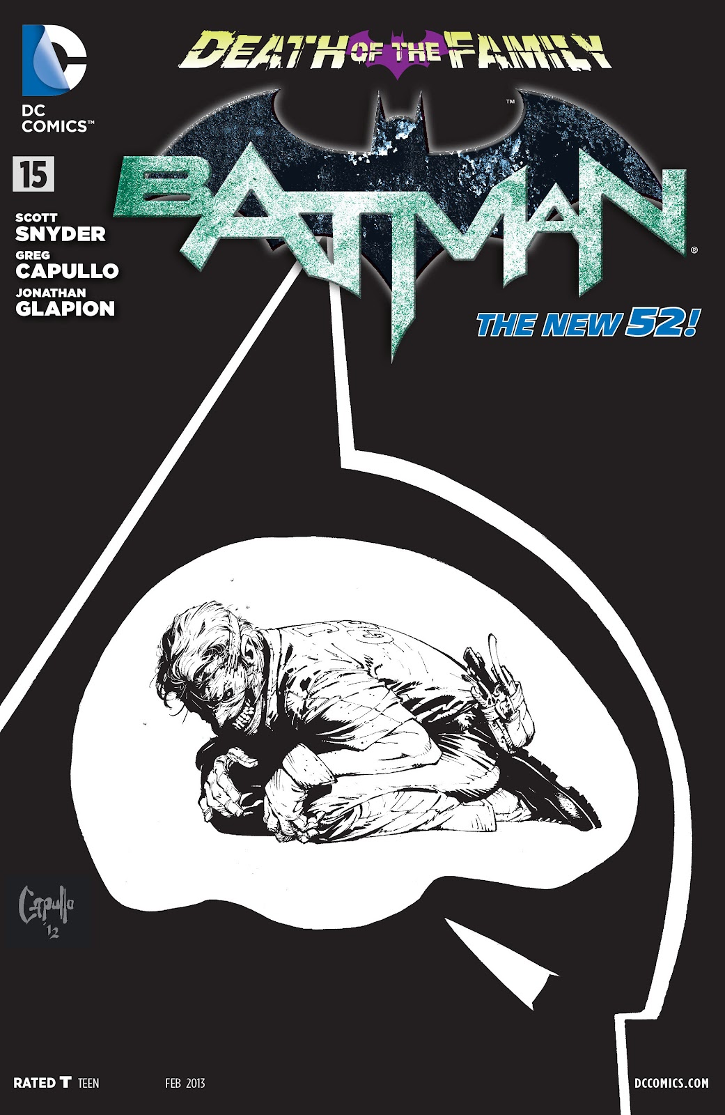 Batman (2011) Issue #15 #30 - English 31