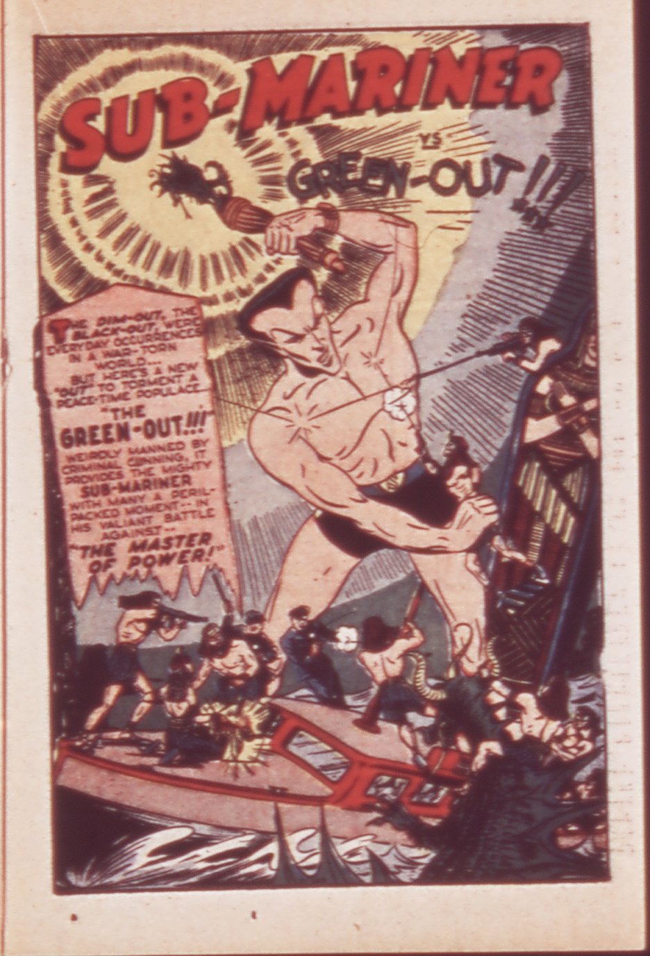 Sub-Mariner Comics Issue #21 #21 - English 29