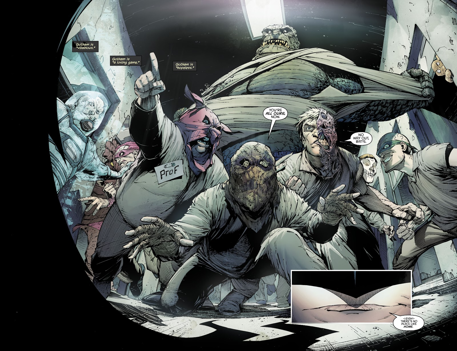 Batman (2011) _TPB 1 #1 - English 8