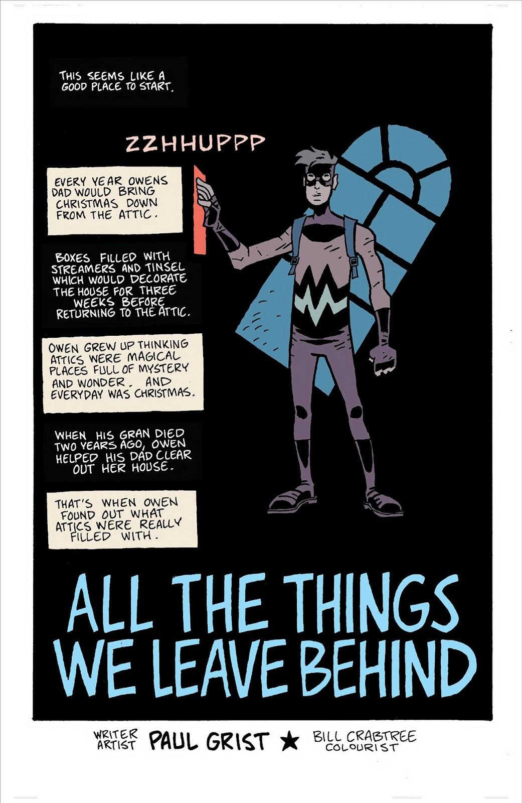 Mudman Issue #3 #3 - English 10