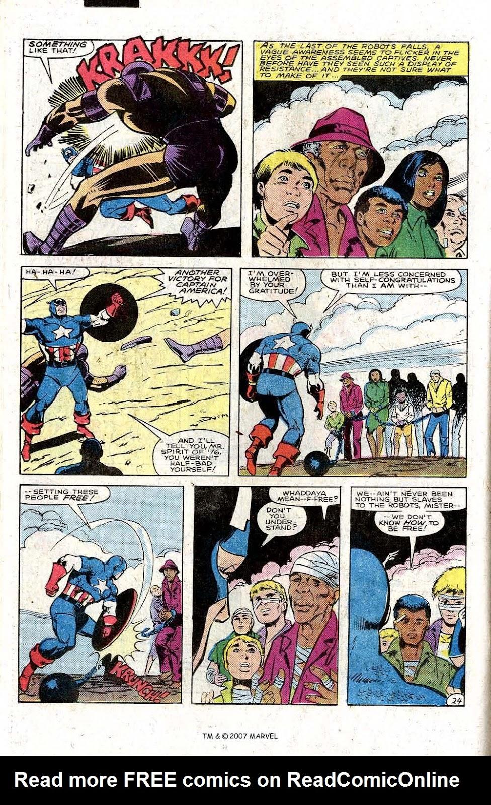 Captain America (1968) _Annual 6 #6 - English 30