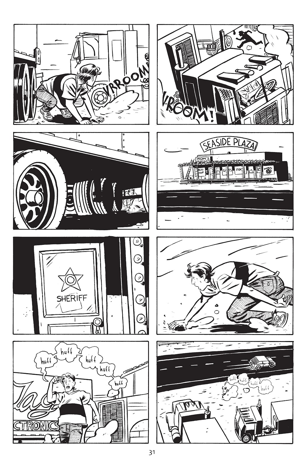 Stray Bullets Issue #14 #14 - English 33