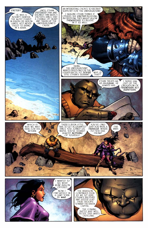 Read online Scion comic -  Issue #22 - 5