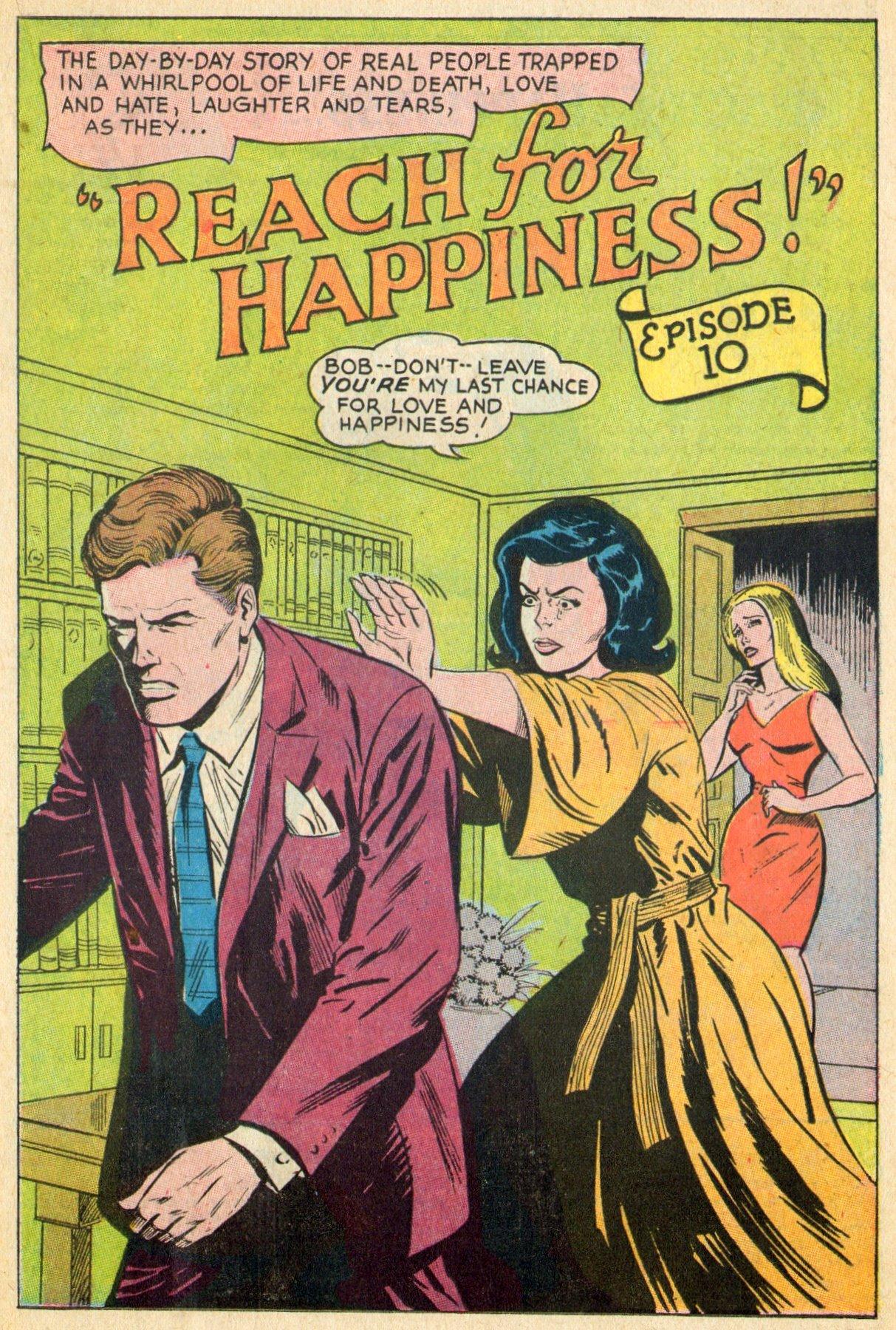 Read online Secret Hearts comic -  Issue #119 - 19