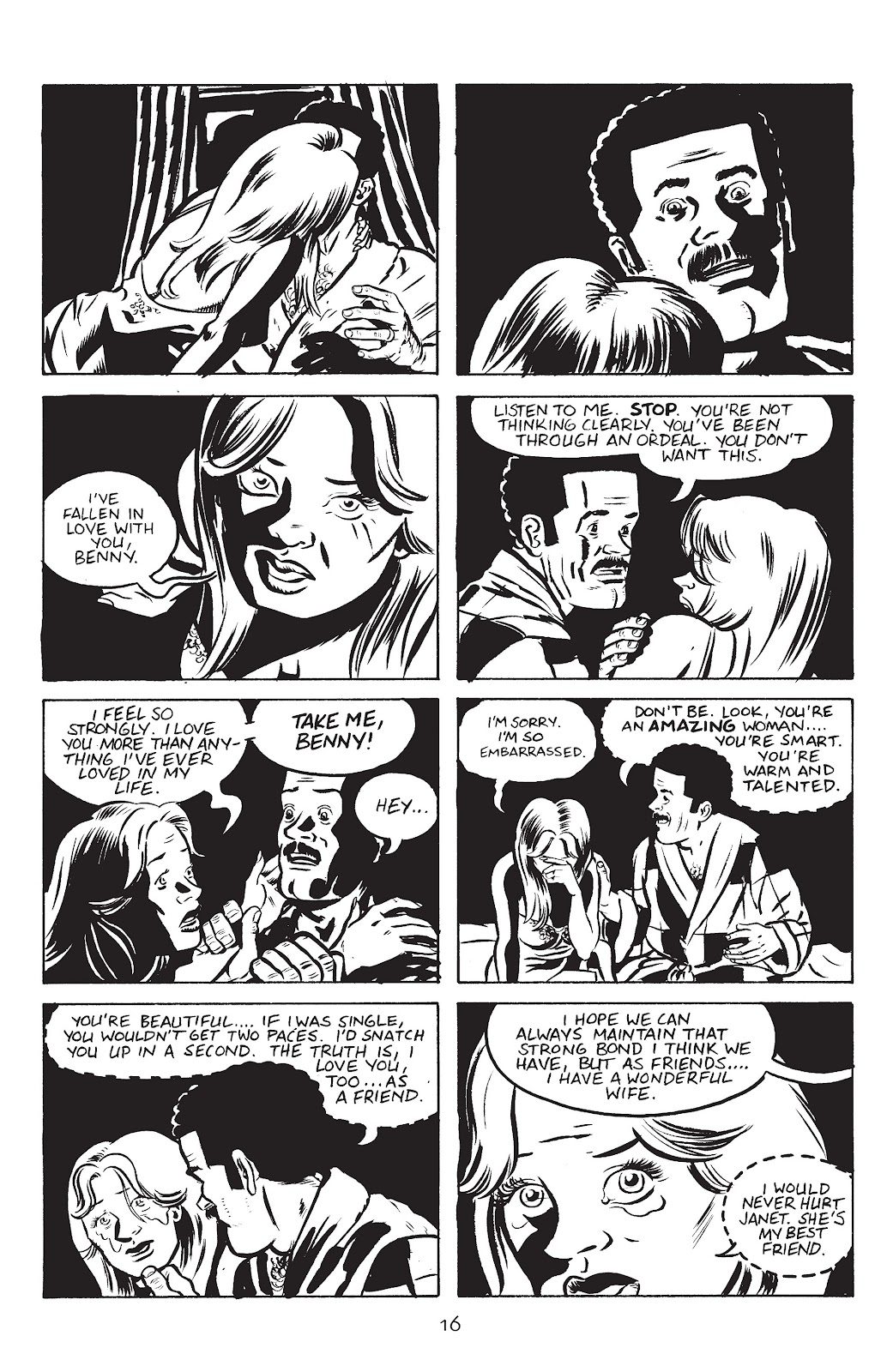 Stray Bullets Issue #21 #21 - English 18