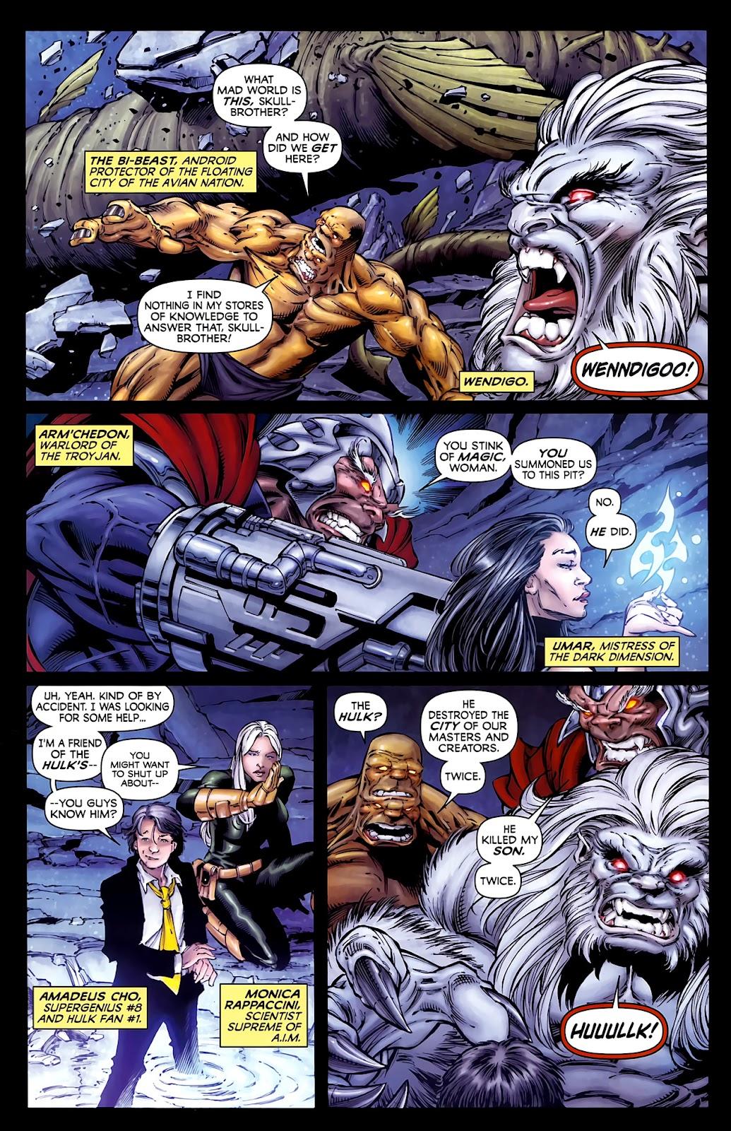 Incredible Hulks (2010) Issue #631 #21 - English 5