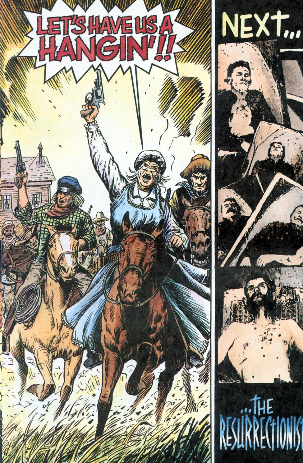 Jonah Hex: Two-Gun Mojo Issue #2 #2 - English 31