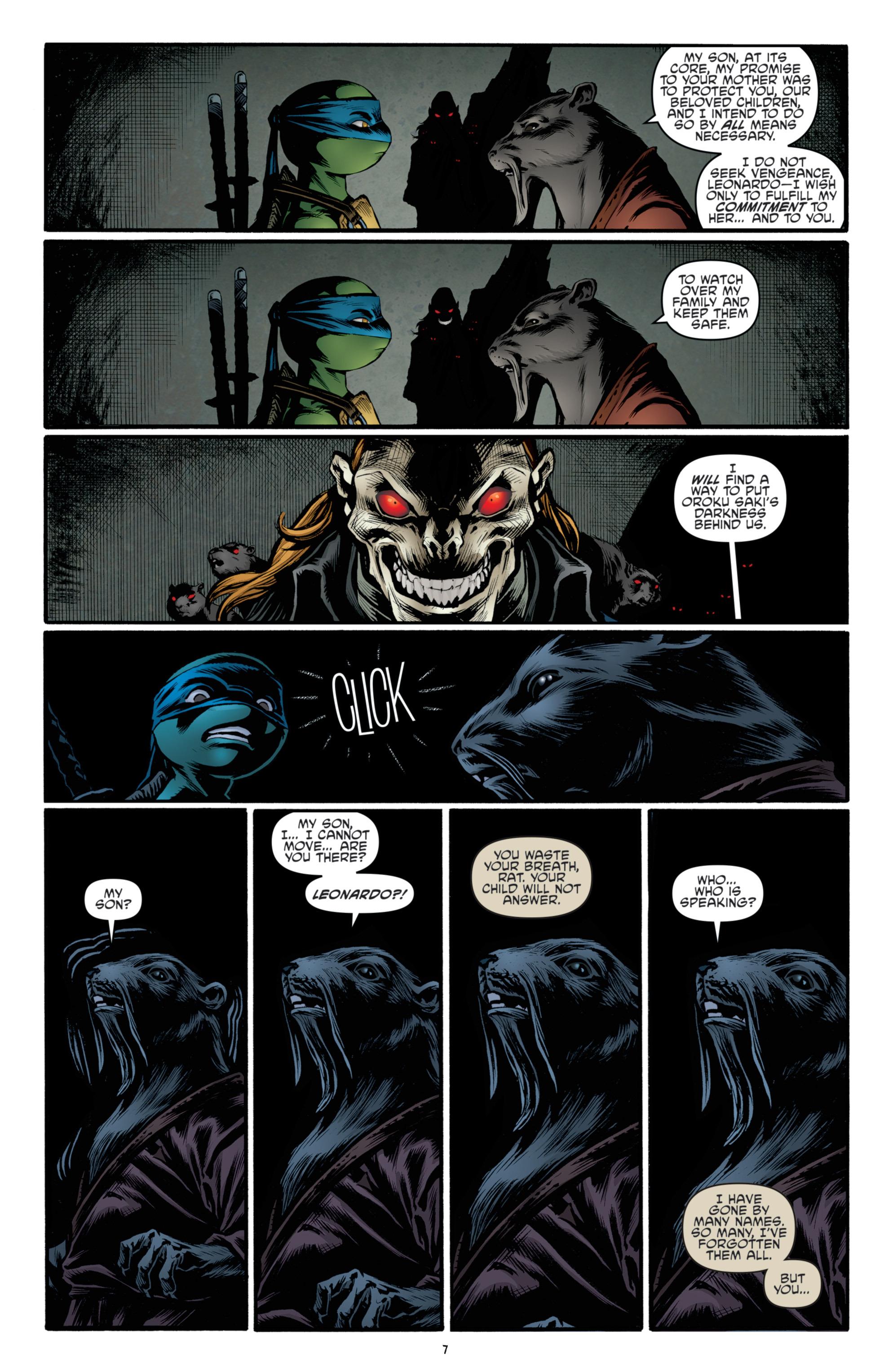 Read online Teenage Mutant Ninja Turtles (2011) comic -  Issue #36 - 10