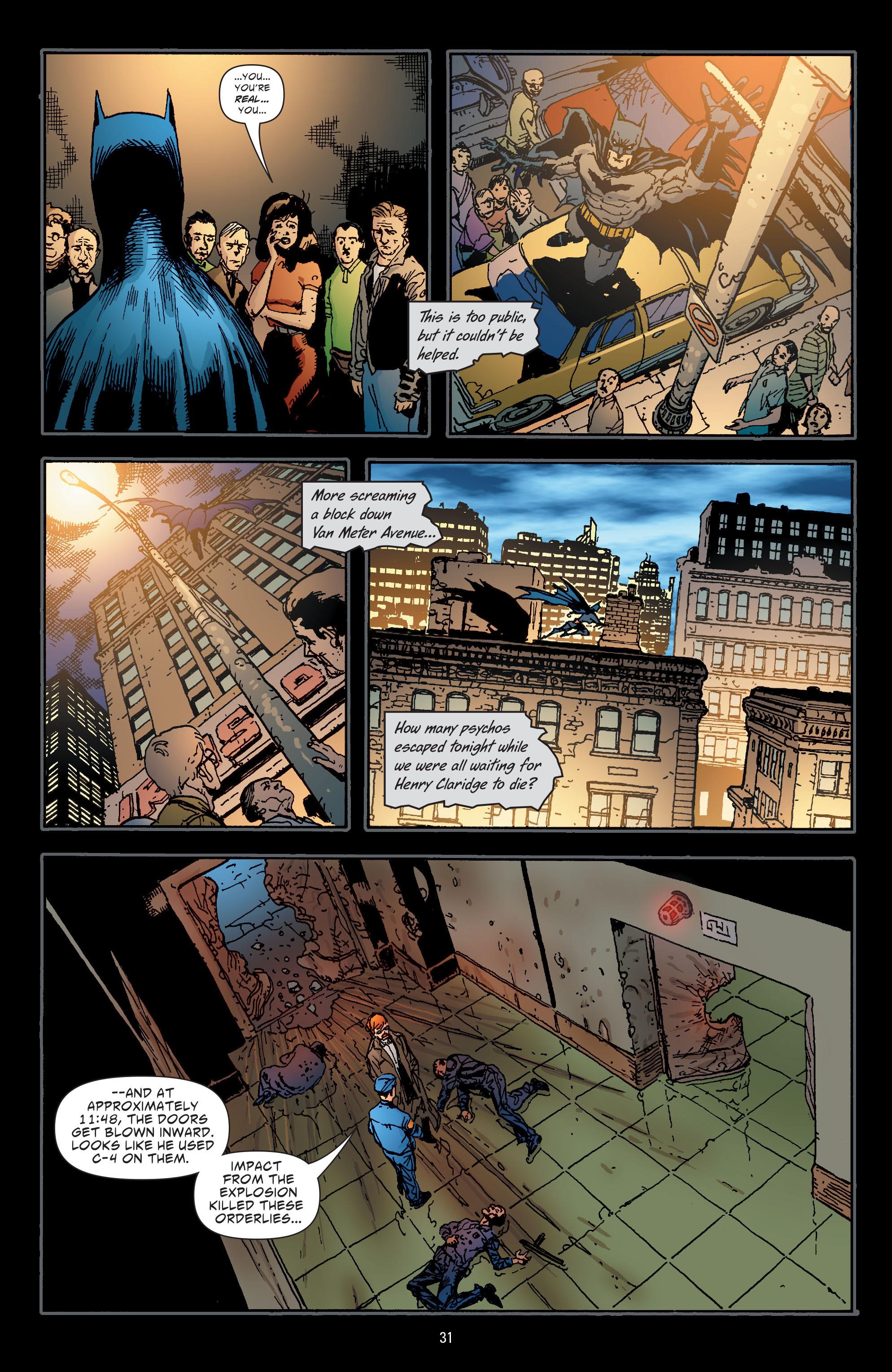 Batman: The Man Who Laughs chap 1 pic 32