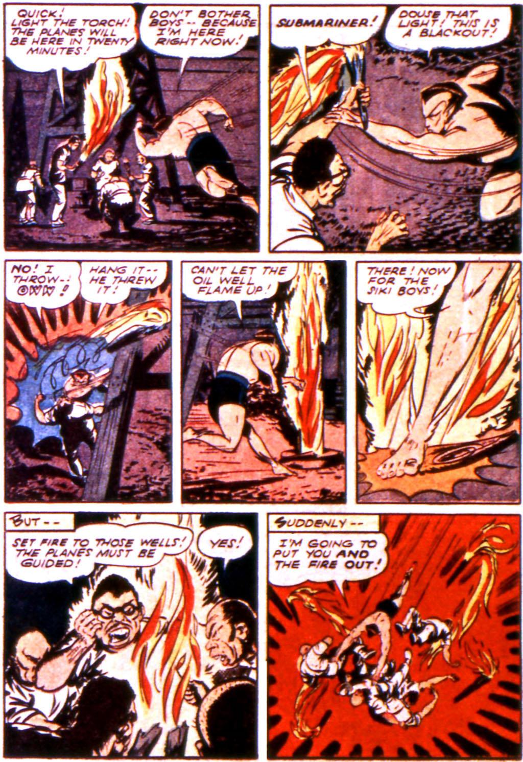 Sub-Mariner Comics Issue #11 #11 - English 36