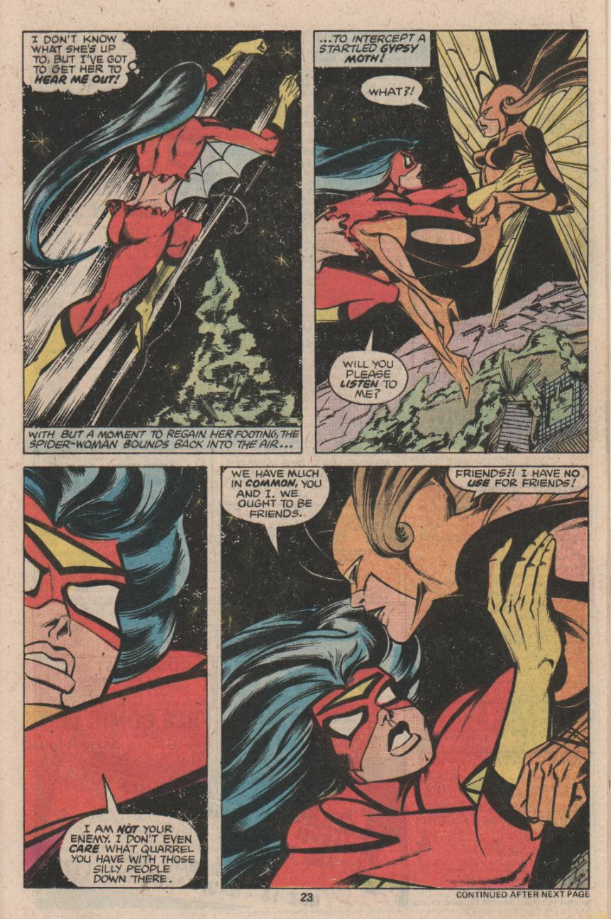 Spider-Woman (1978) #10 #41 - English 15