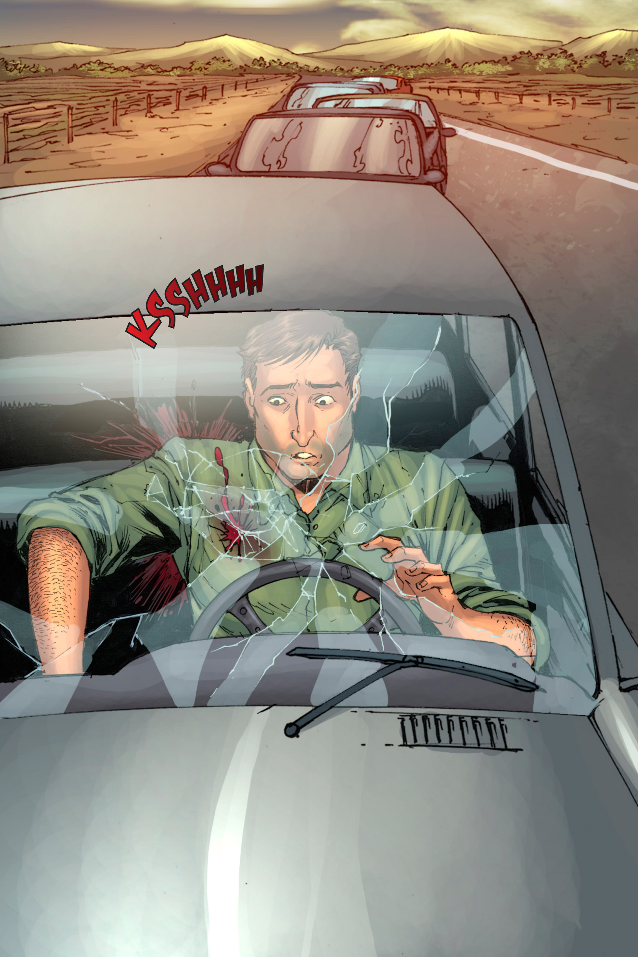 Read online Z-Men comic -  Issue #1 - 18