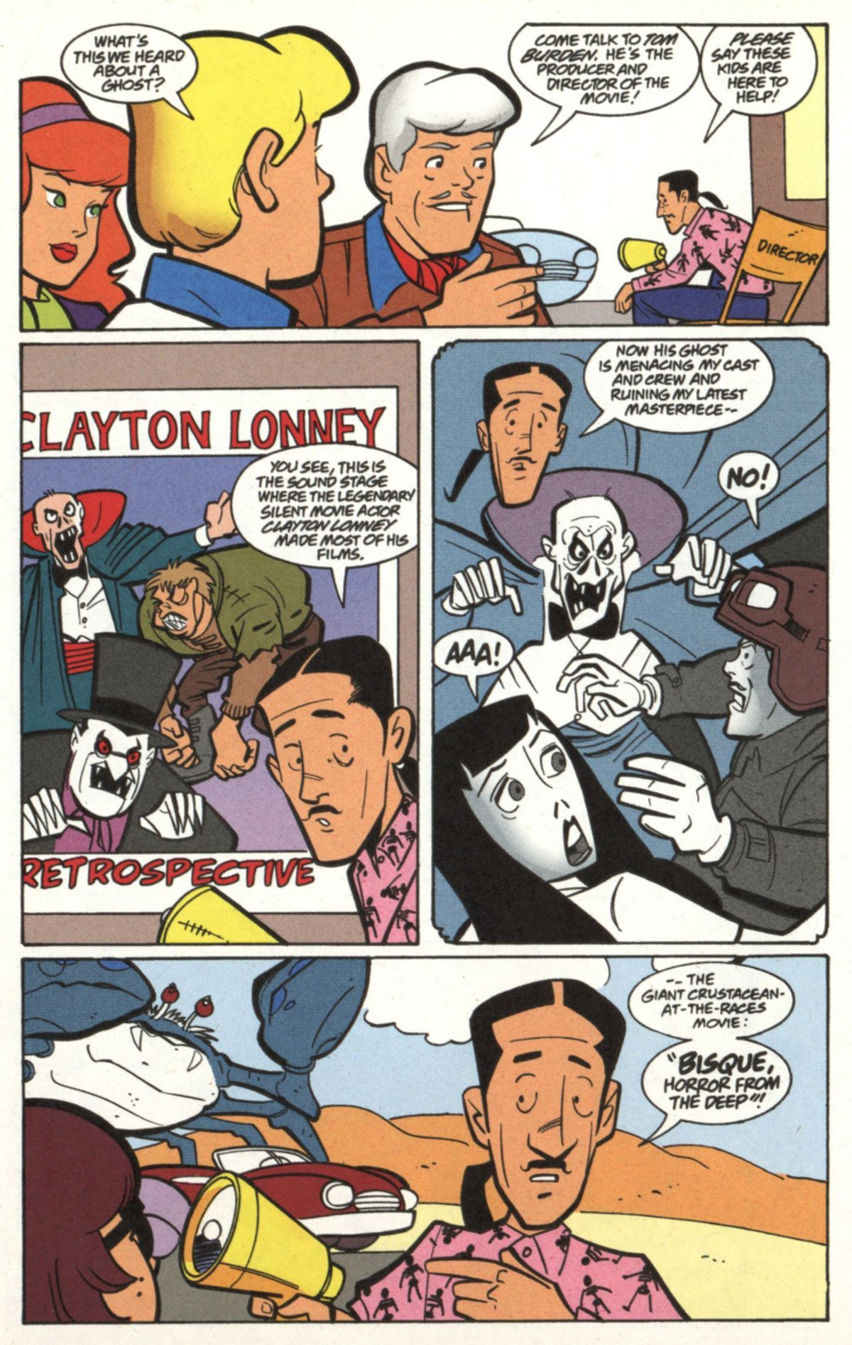 Read online Scooby-Doo (1997) comic -  Issue #18 - 15