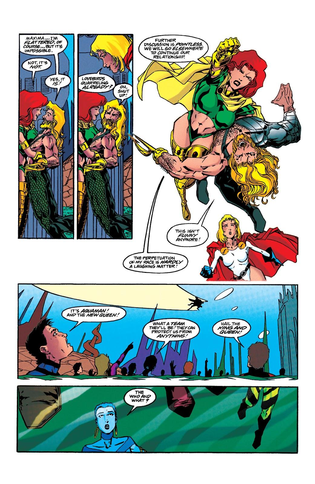 Aquaman (1994) Issue #41 #47 - English 17