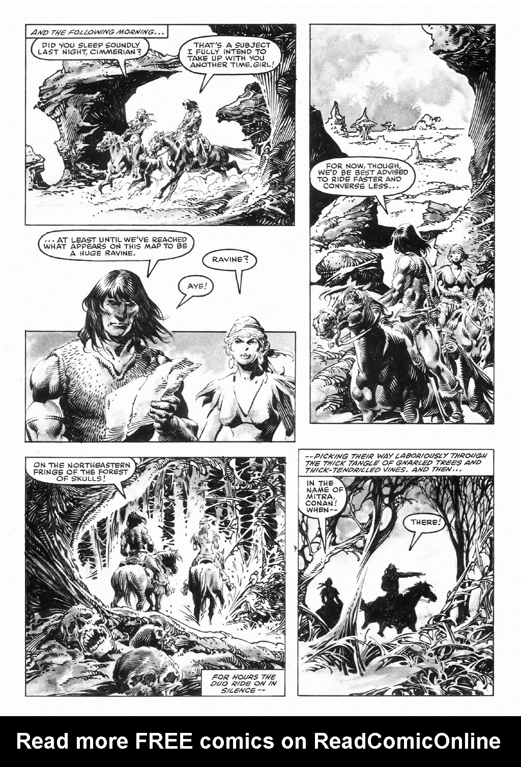 The Savage Sword Of Conan Issue #98 #99 - English 23