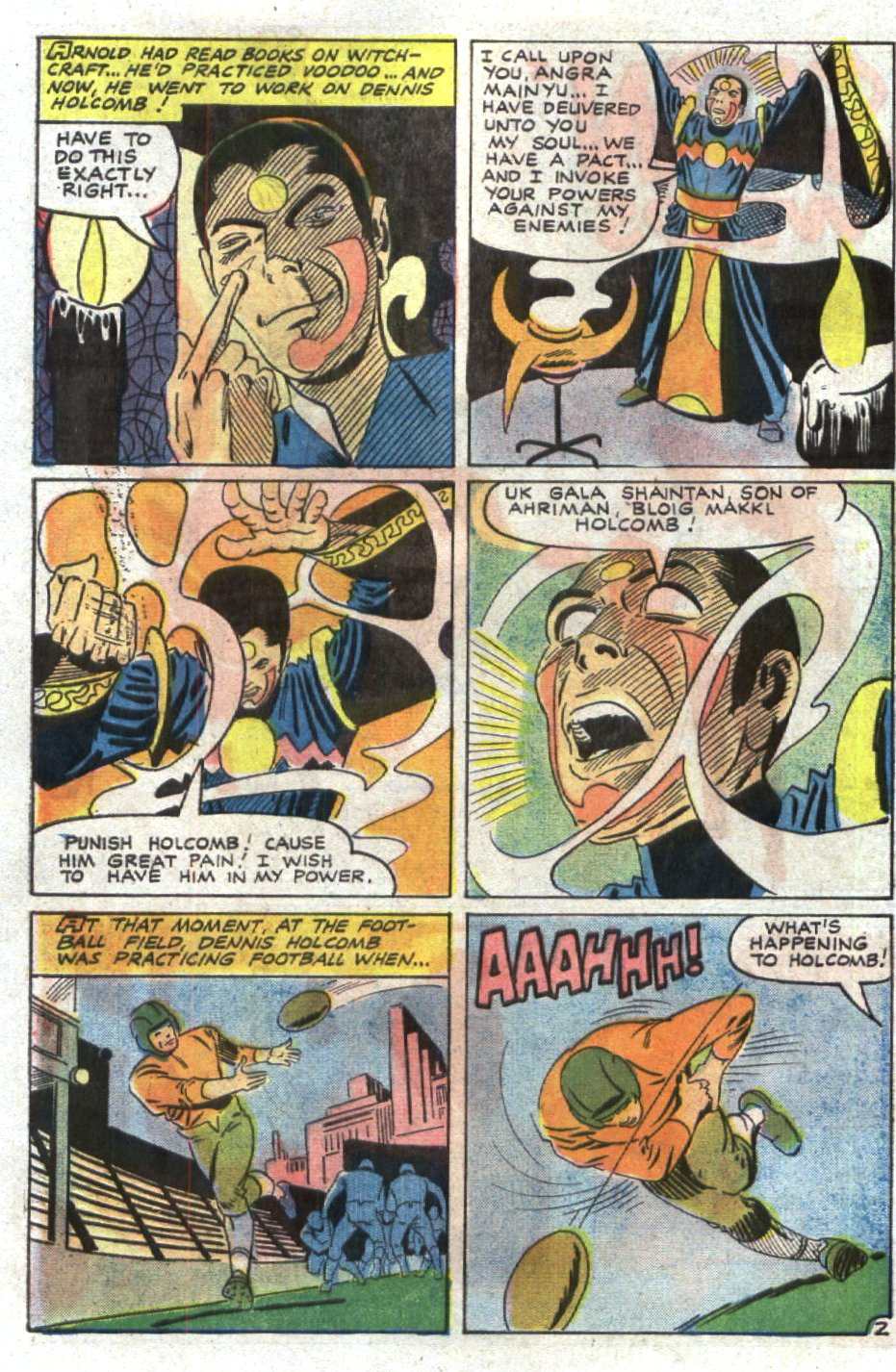 Read online Scary Tales comic -  Issue #24 - 10