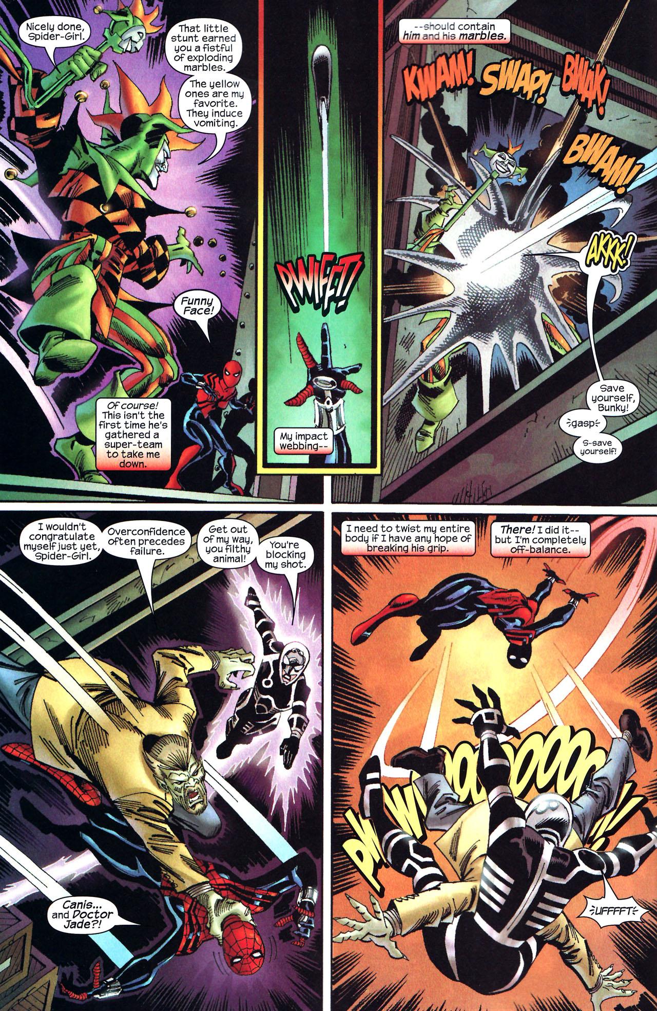 Amazing Spider-Girl #15 #16 - English 30